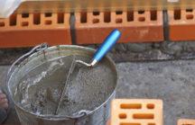 Цементно — известковый раствор: состав и пропорции