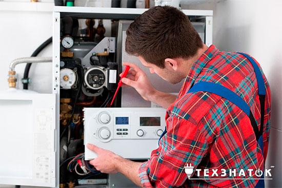 установка водонагревателя электрического