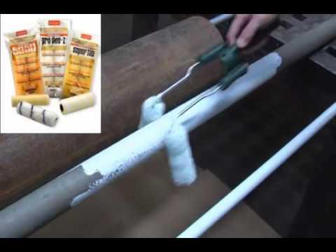 Можно ли красить пластиковые трубы отопления