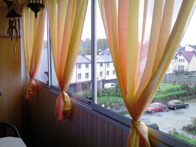 еще один шторы для балкона фотогалерея колониальном