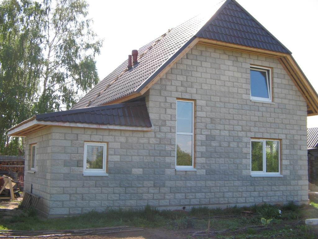 Как можно строить дом своими руками фото 249