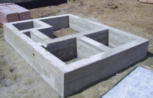 выбираем тип фундамента и бетон