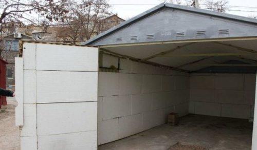 Утепление металлического гаража своими руками. Как выбрать утеплитель для гаража. Как выполнить утепление металлического гаража