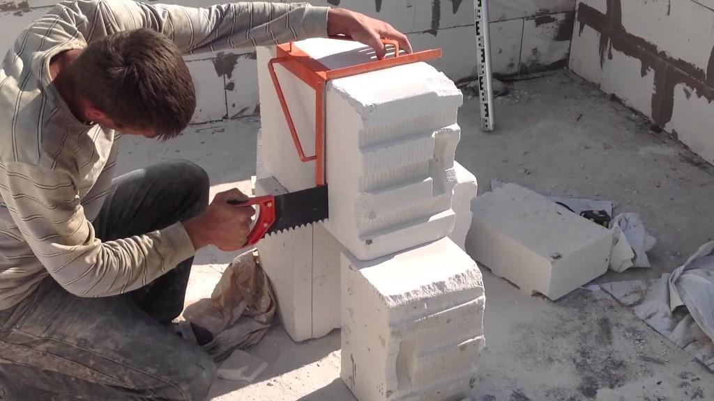 как изготовить газоблок в домашних условиях