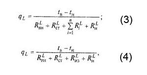 Расчет для криволинейных поверхностей