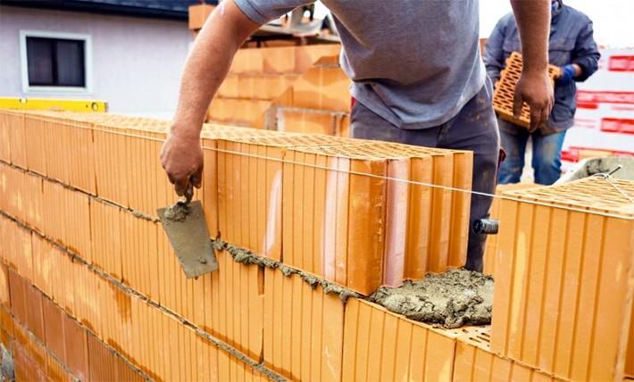 Раствор для кладки керамических блоков