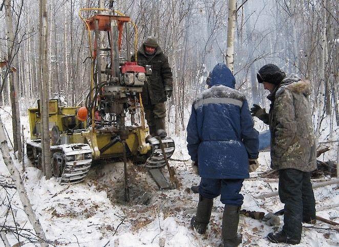 Геология грунта