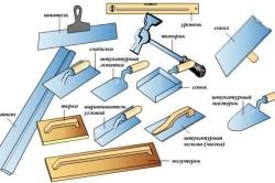 Инструменты для выравнивания кирпичных стен