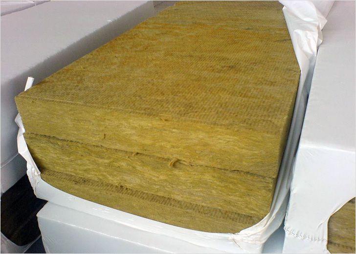 Минеральная вата плиты