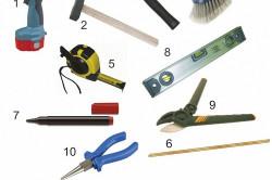 Инструменты для обшивки стены блок хаусом