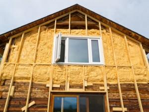Фото: Как утеплить дом из бруса изнутри
