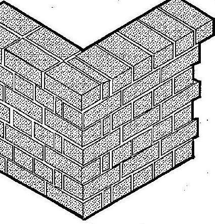 какая толщина стены
