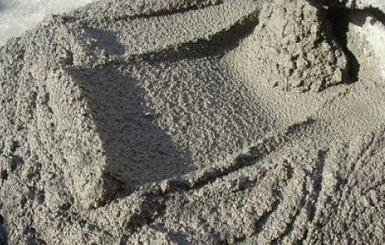 Удельная теплоемкость бетона