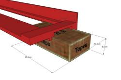Инструмент для кладки облицовочного кирпича