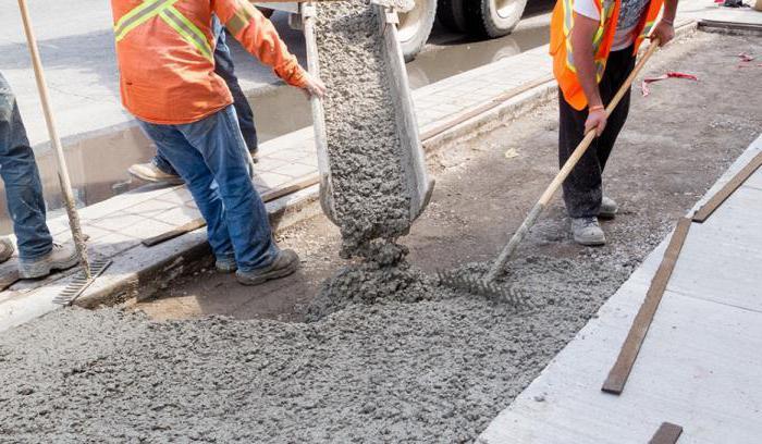 какой цемент лучше для заливки фундамента