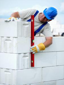Технология утепления стен из газобетона