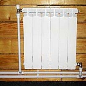 Монтаж автономных систем отопления