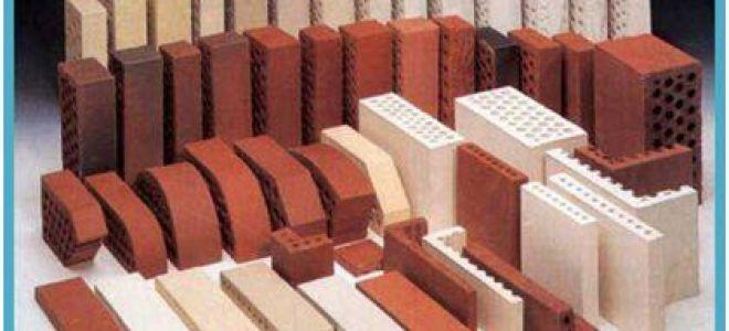 Основные разновидности, свойства и преимущества пустотелого кирпича