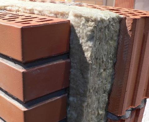 минимальная толщина стены