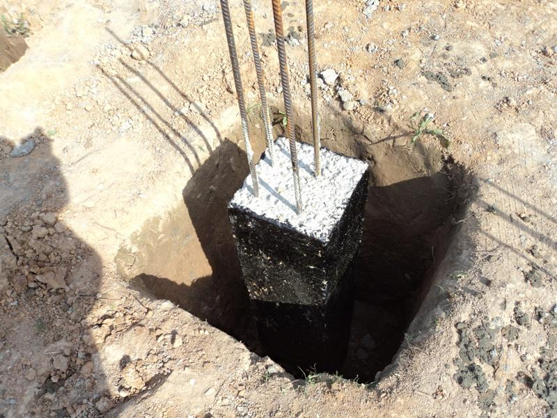 9 Выбор фундамента в зависимости от назначения постройки и типа грунта