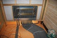Коллекторный узел в лучевой системе отопления