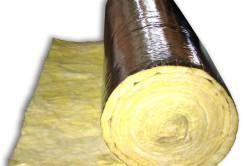 Рулонные изоляторы с фольгированным слоем