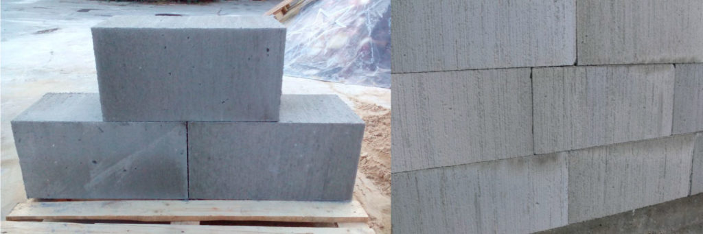 Стеновой пеноблок