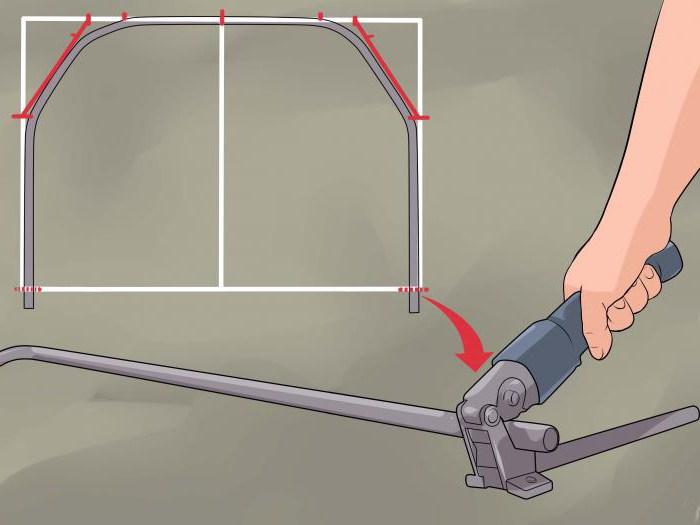 как самому согнуть трубу без трубогиба