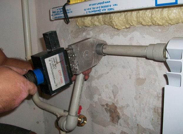 Монтаж наружных систем водоснабжения и канализации