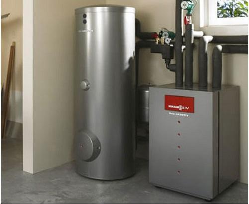 Альтернативное отопление - тепловой насос
