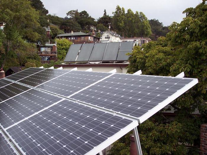 электростанции на солнечных батареях для дома