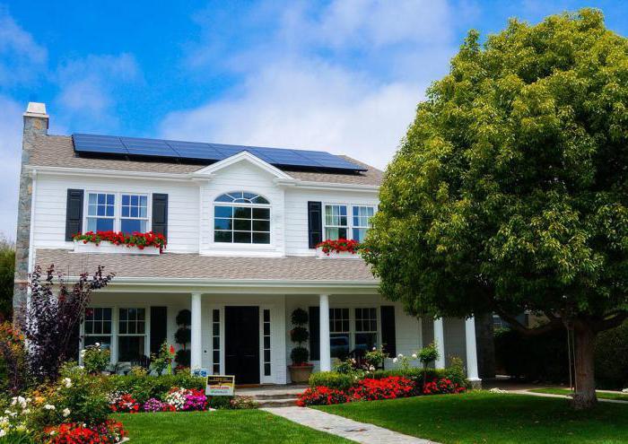 солнечная электростанция для дома 5