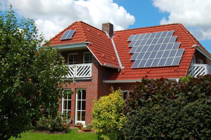 комплект солнечной электростанции для дома