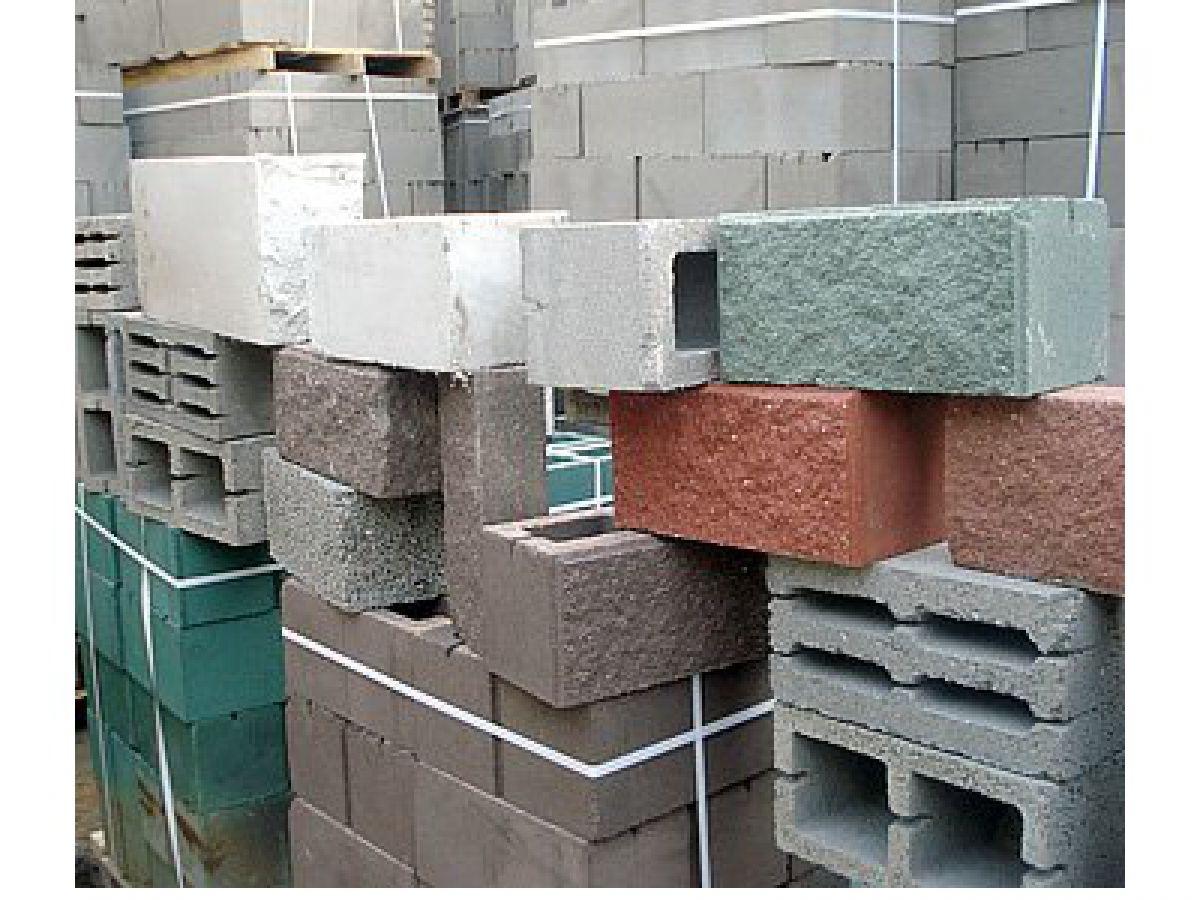 Стеновые блоки. Виды, характеристики, сравнение 2266