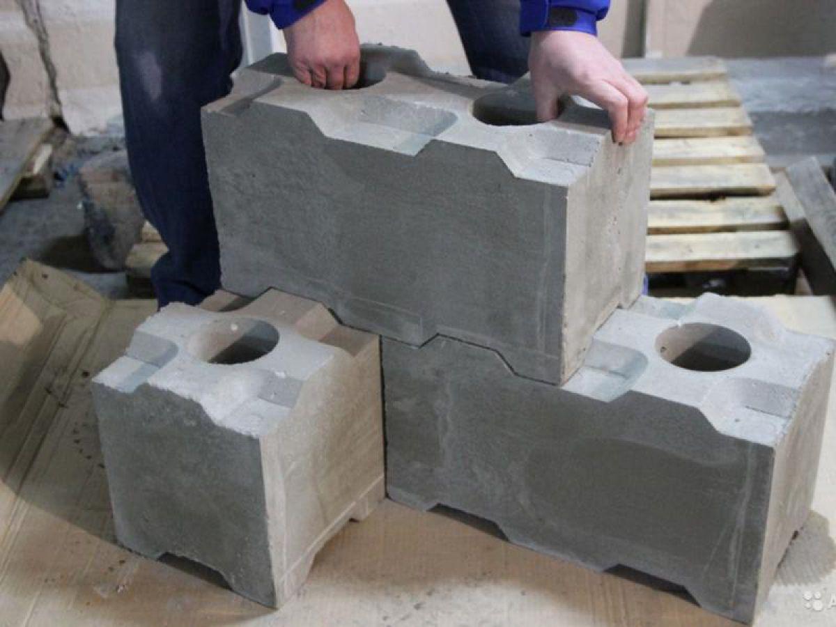 Стеновые блоки. Виды, характеристики, сравнение 2284