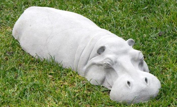 скульптуры из бетона своими руками