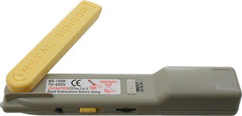 Электромагнитный детектор для поиска скрытой проводки
