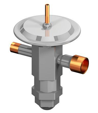 терморегулирующий вентиль danfoss