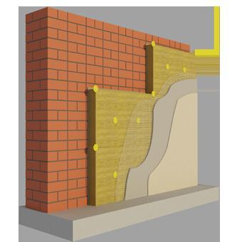 технология утепления фасадов пенопластом советы