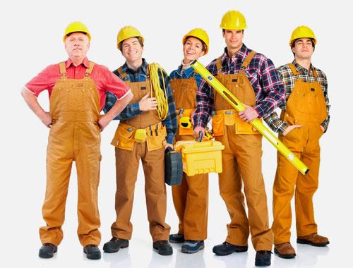 Поиск строителей - дело не простое