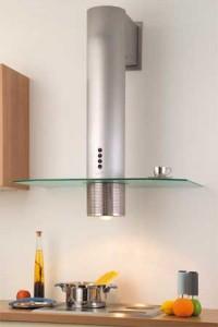 Дизайн кухонной вытяжки - важный фактор выбора