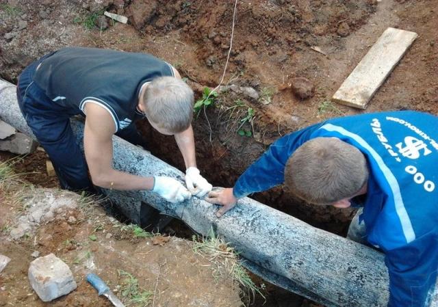 Утеплитель для канализационных труб - Фото 11