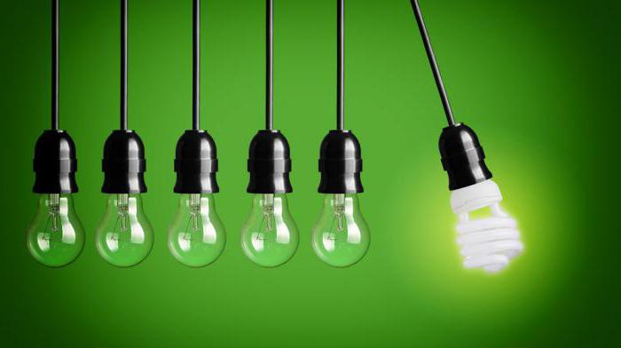 пункт приема энергосберегающих ламп