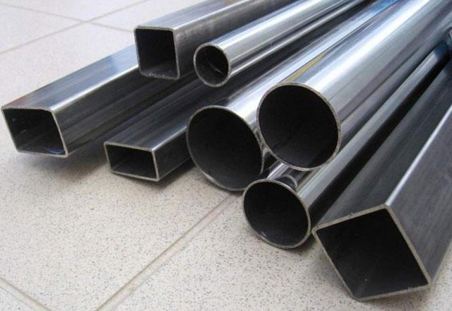 виды металлических труб