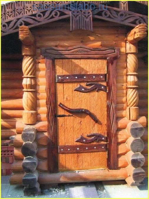 деревянные двери для дома своими руками блог о строительстве