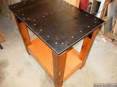 стол верстак слесарный