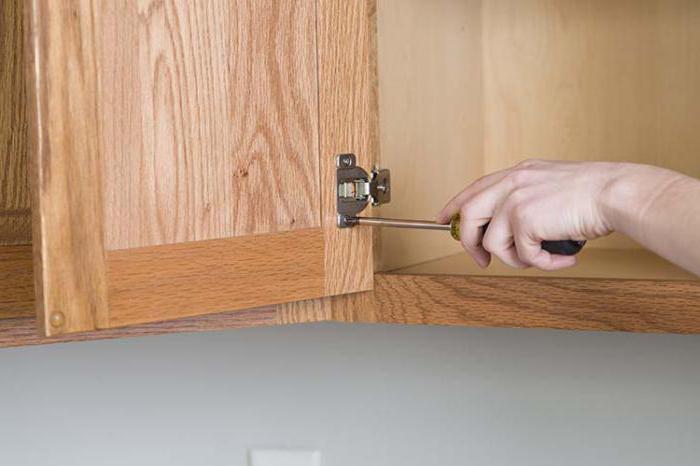 угловой навесной шкаф