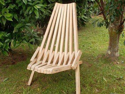 Складное кресло Кентукки