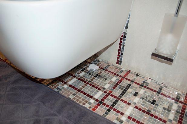 Модернизм Ванная комната by Геометрия звука