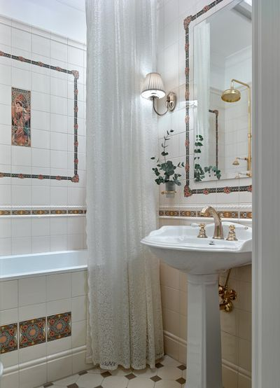 Классический Ванная комната by Дарья Харитонова